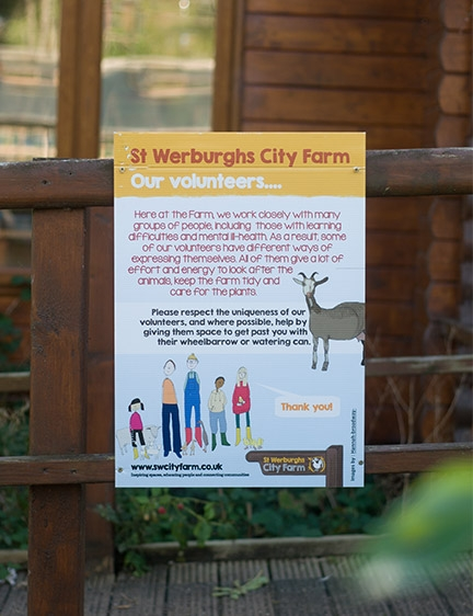 St Werburgh's City Farm